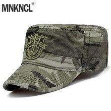 Mnkncl 2018 new arrivals carta cap boné de beisebol do exército homens  tático navy seal camo cap ajustável viseira chapéus de so. d2acf7029dc