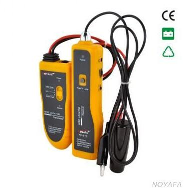 Free Shipping! NOYAFA High Quality NF-816 Underground Wire Locator scan for buried and hidden wires  трассоискатель noyafa nf 816