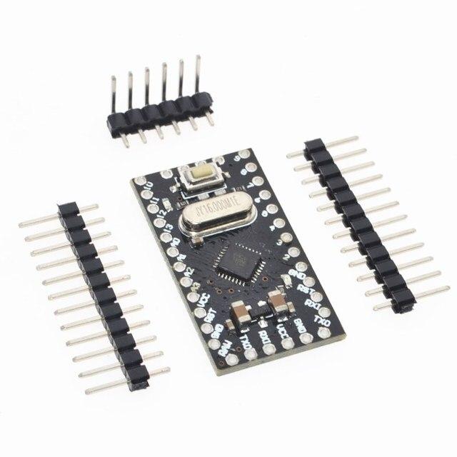 Free Shipping Pro Mini Module Atmega168 5V 16M For Arduino Compatible Nano