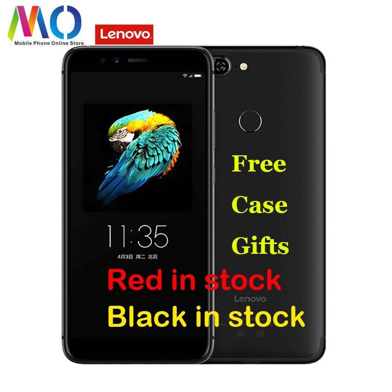 "Lenovo S5 K520 Phone Global Version Smartphone Android Mobile Phone 2160*1080 4GB 64GB 13MP Octa-core Face ID 5.7"" Fingerprint"