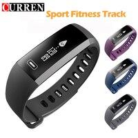 CURREN Sport Bracelet Watch men Smart wristBand Fitness Tracker Heart rate Blood Pressure Oxygen Oximeter Watches intelligent R5