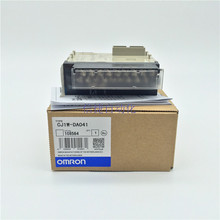 New original Sensor CJ1W-DA041 PLC Analog output unit sensor цена