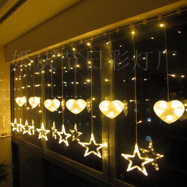LED String Lights Wedding Supplies Wholesale Wedding Room
