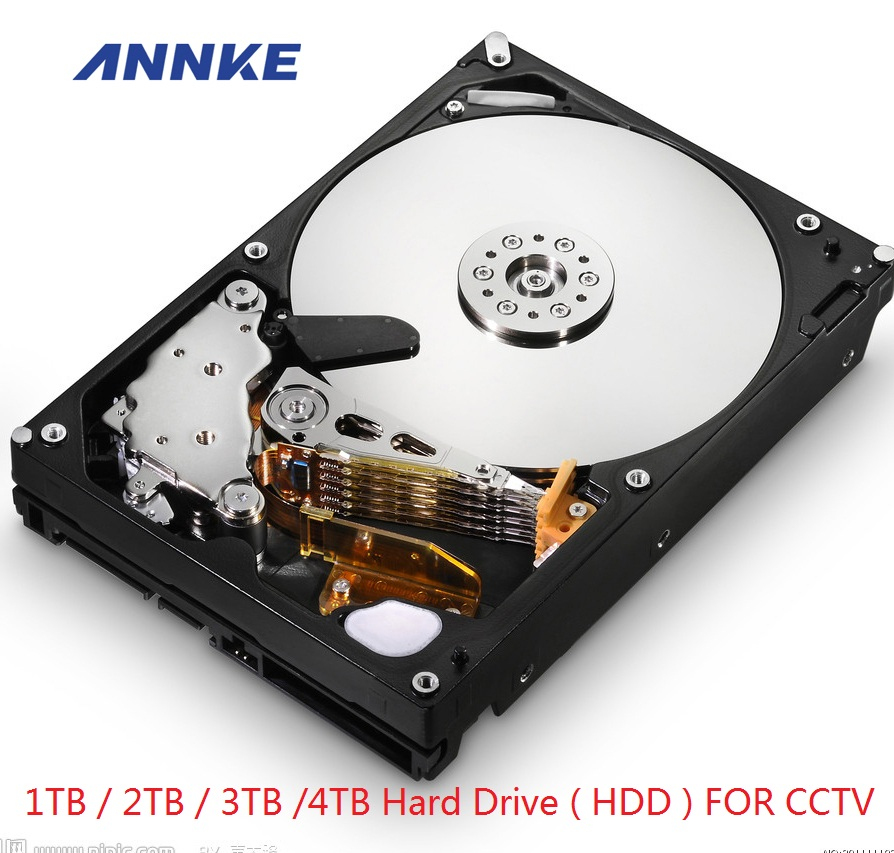 3.5 inch Hard Drive 1TB 2TB 3TB 4TB SATA CCTV Surveillance Hard Disk Internal HDD for CCTV Video recorder Security Camera System new and retail package for 454273 001 mb1000ecwcq 1 tb 7 2k sata 3 5inch server hard disk drive 1 year warranty
