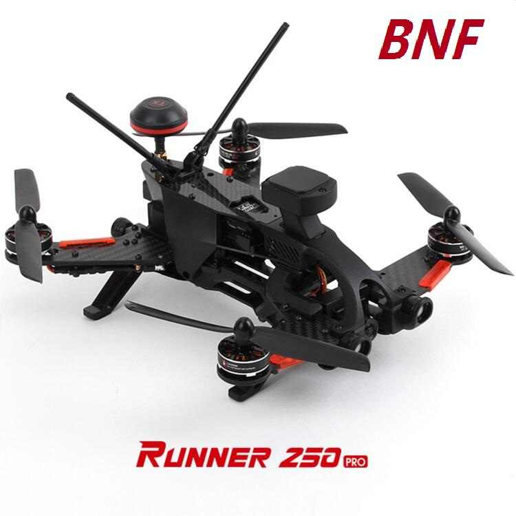 2017 Hot Walkera Runner 250 Pro BNF (zonder Afstandsbediening) Racer Quadcopter Camera Drone Met OSD & GPS