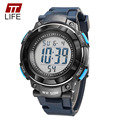 TTLIFE Luxury Brand Mens Sports Watches Dive 50m Digital LED Military Watch Men Fashion Casual Electronics Children Wristwatches