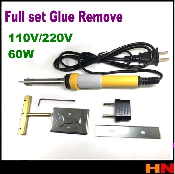 1set loca glue clean tool 60w 80mm soldering iron t type solder iron tip blade glue remove lcd. Black Bedroom Furniture Sets. Home Design Ideas
