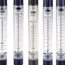 Counter Indicator Meter Controller Flow LZM-15G Valve DN15 Liquid-G1/2