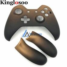 Античное золото для Xbox one корпус контроллера Лицевая панель Верхняя передняя оболочка ручка боковая крышка задняя рукоятка w/T8 отвертка