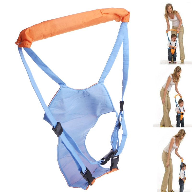 ef96b5b0c139 2pcs lot Kid Baby Infant Toddler Harness Walk Learning Assistant ...