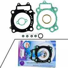 Без асбеста, Комплект прокладок для CRF250R CRF250X CRF250 CRF 250 R X 2004 2005 2006 2007 2008 2009