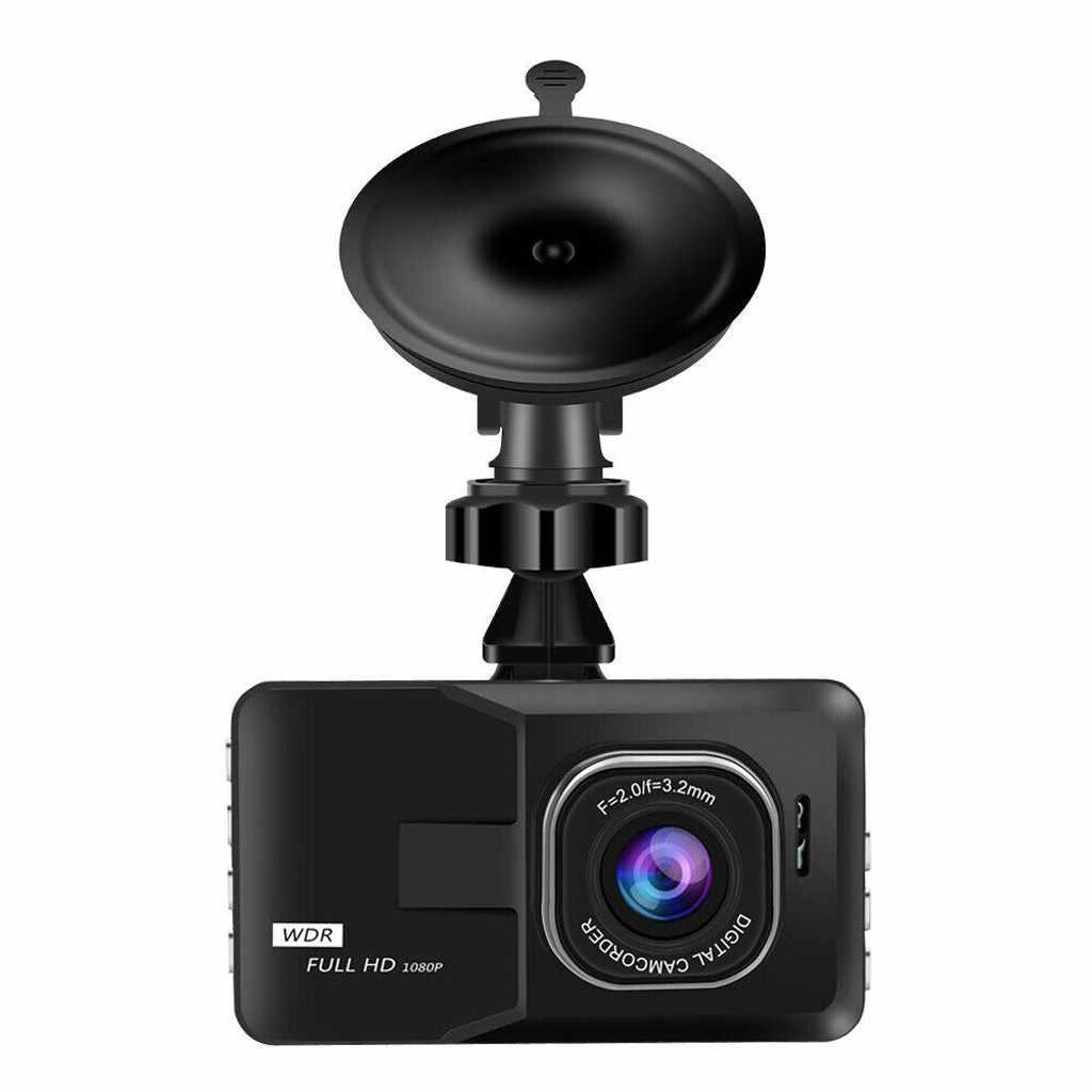 Mini Full HD1080P Dash Cam 3 pulgadas 2.5D IPS pantalla coche DVR grabadora Cámara coche Video Recorder Dashcam M01 Dash Cámara