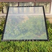 Навес для растений, тканевый непромокаемый чехол, солнцезащитный козырек для балкона, Солнцезащитная сетка для суккулентов, цветов