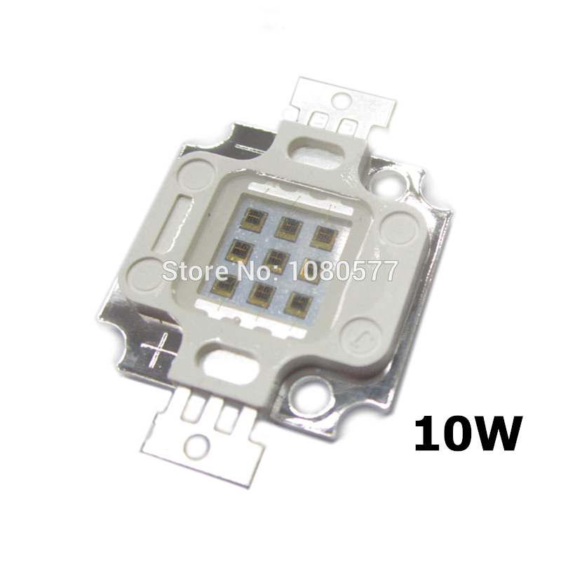 High Power LED Chip IR 940nm 850nm <font><b>730nm</b></font> LED Infrared 1W 3W 5W 10W 20W 30W 50W 100W Emitter Light for Night Vision Camera image