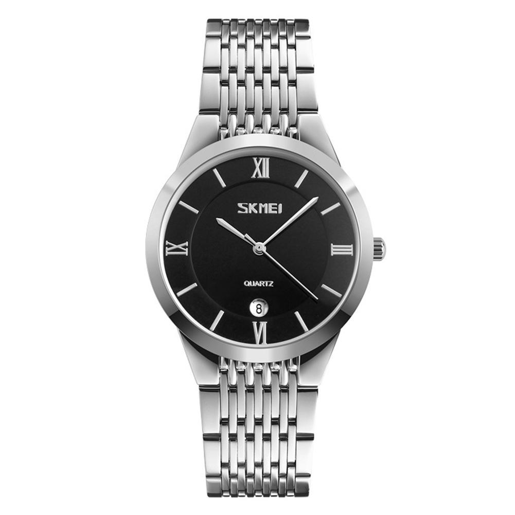 Casual Unisex Roman Number Quartz Analog Waterproof Wrist Watch Couple Gift erkek kol saatiCasual Unisex Roman Number Quartz Analog Waterproof Wrist Watch Couple Gift erkek kol saati