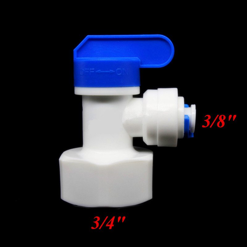 Water Filter Parts Elbow 3/8