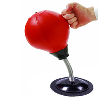 Stress Relief Desktop Punching Ball Decompression for Adults with Strong Suction Cup FJ88