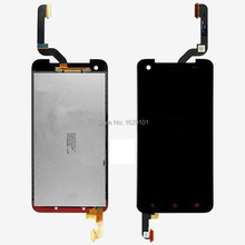 Full LCD Display Touch Screen Digitizer Assembly For HTC Butterfly X920e Deluxe One X5 Replacement Repair Parts Free shipping