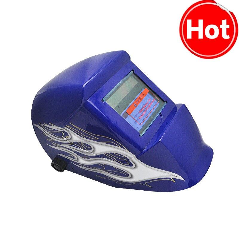 High Quality Pro Solar Auto Darkening Welding Helmet Arc Tig Mig Mask Grinding Welder Mask solar auto darkening welding helmet mask arc tig mig grinding welder mask