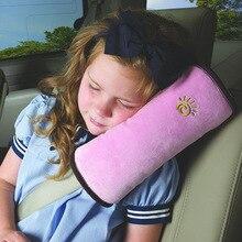 Накладка для ремня безопасности автомобиля универсальный автомобильный ремень безопасности плечевая накладка детские ремни Защита Подушка Поддержка Подушка
