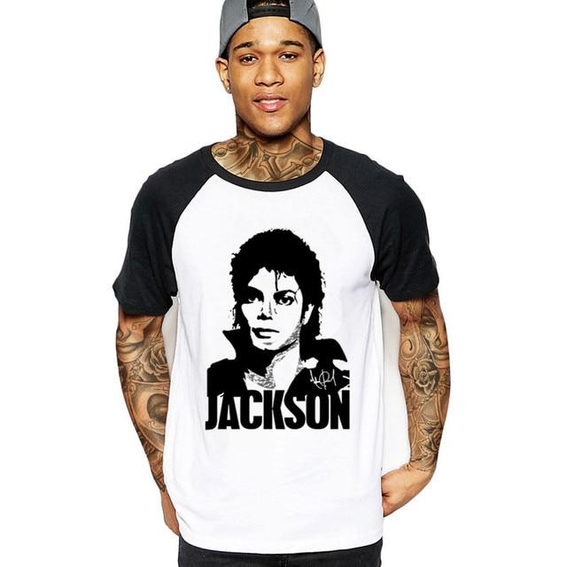 4525fab94 2018 Funny New Summer Michael Jackson Bad Graphic T-shirts Man's Short  Sleeve Organic Cotton Male T Shirts Tops Tee 3XL tshirts