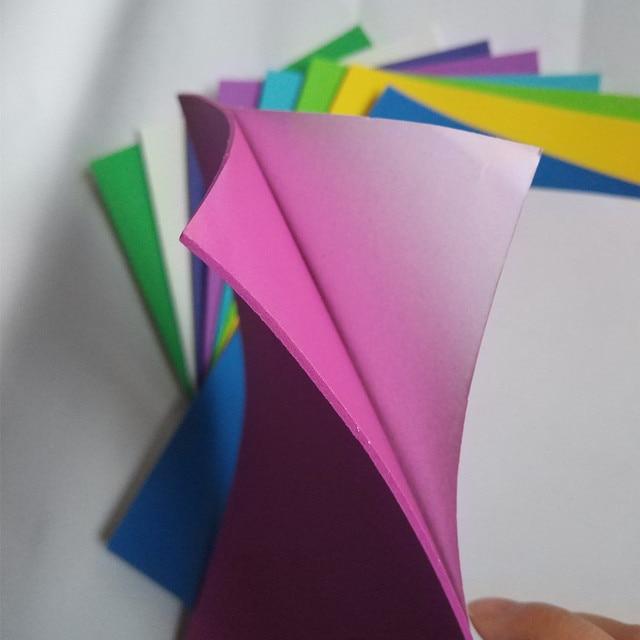 A4 Self Adhesive Eva Foam Paper Sheets Diy Craft Sponge Paper