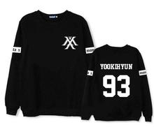Monsta X Band Member Sweaters With Emblem