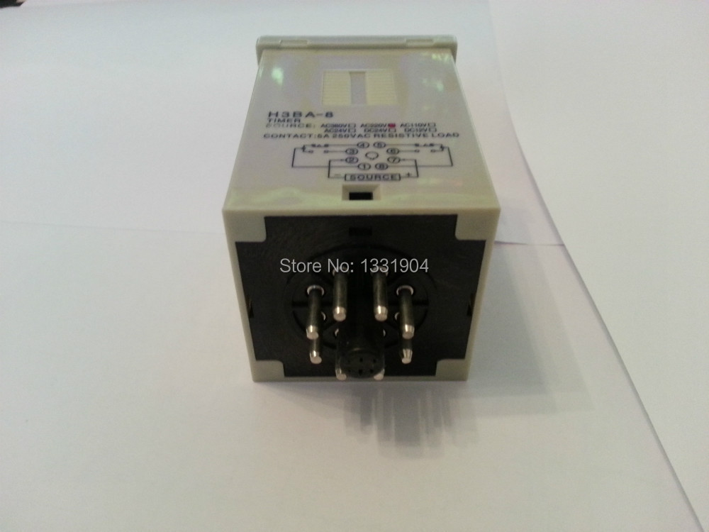 H3ba st4p dc ac timer relay 12 volt 24v220nac time switch relay h3ba st4p dc ac timer relay 12 volt 24v220nac time switch relay timing relay 8 pins in relays from home improvement on aliexpress alibaba group sciox Gallery