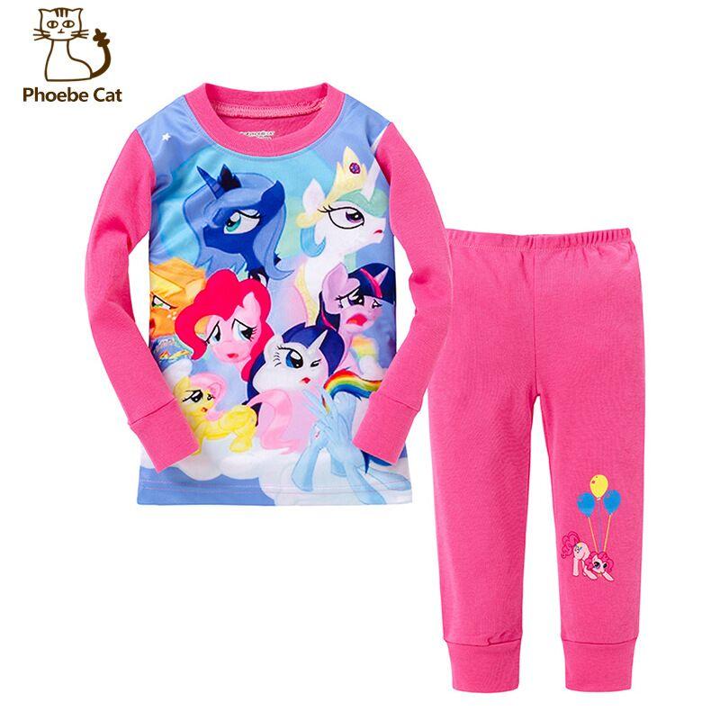 Online Buy Wholesale toddler girls pajamas from China toddler ...