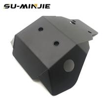 Для защиты двигателя под капот Yamaha XG250 XG 250 Tricker XT250X SEROW250 Нижняя защита
