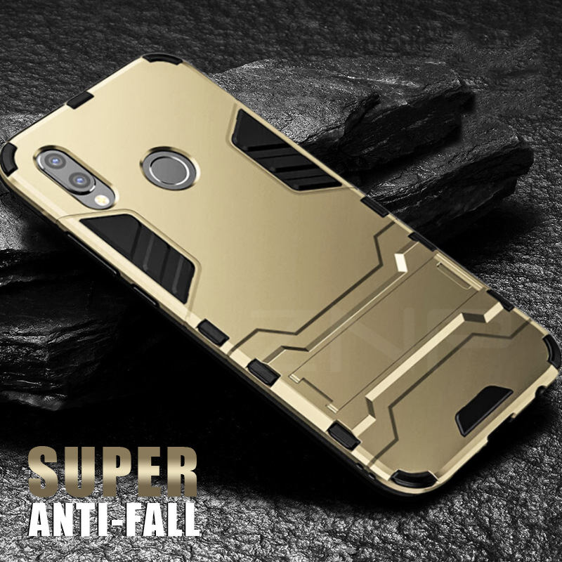 ZNP 360 Full Shockproof Phone Case For Huawei Nova 2 2s 3 3i 3e Armor Protective Case For Honor Play V9 play Holder Cover Shell (China)