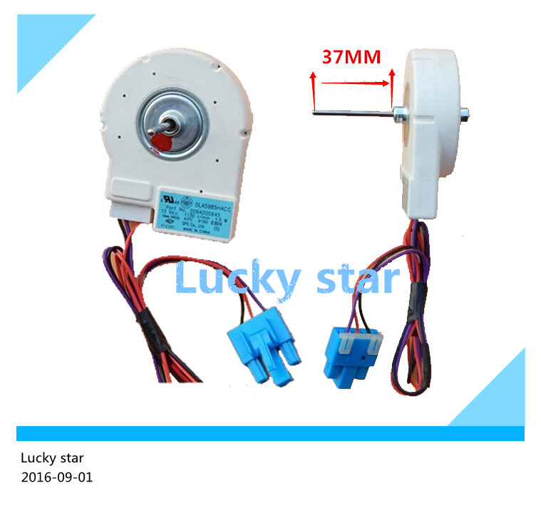 ФОТО 100% new for good working High-quality for Refrigerator motor freezer motor BCD-518WS 0064000945