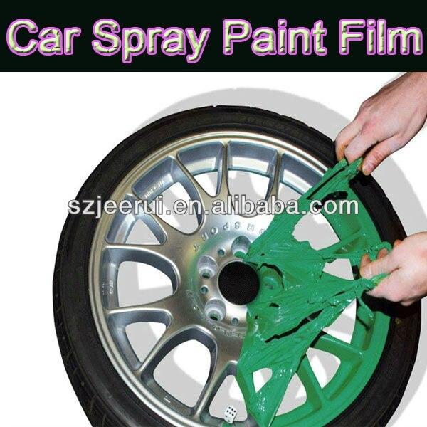 Car Spray Paint Film 400ml Car Wheel Modification Wheel Hub Spray