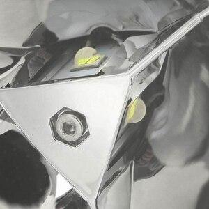 """Image 4 - XuanBa foco de luz Led redondo, 2 uds., 7 """", 45W, haz de luz 12V, 4x4, faro antiniebla para barco, camión, SUV, ATV"""