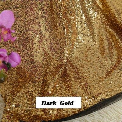 5ft * 6ft emas/perak payet kain fotografi latar belakang