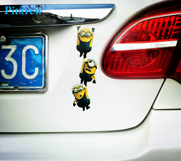 Sticker Minion PromotionShop For Promotional Sticker Minion On - Minion custom vinyl decals for car