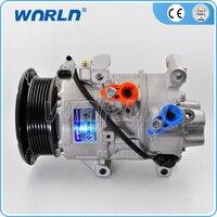 AUTO A/C COMPRESSOR for Toyota Avensis 2003 2008/Corolla Verso 2004 2009/WISH/Sports Van 1.3 1.5 1.6 1.8 88310 0F010/88310 05080