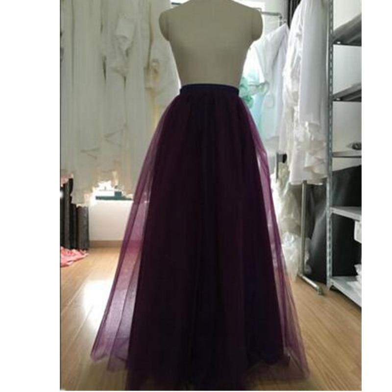 Princesa Bouffant Estilo Womens Cintura Alta Tulle Tutu Pettiskirt Vintage Falda qwxXO8Fwv