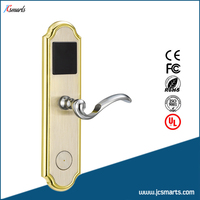 Apartment RFID Lock Electric Hotel Key Card System Hotel Safe Lock