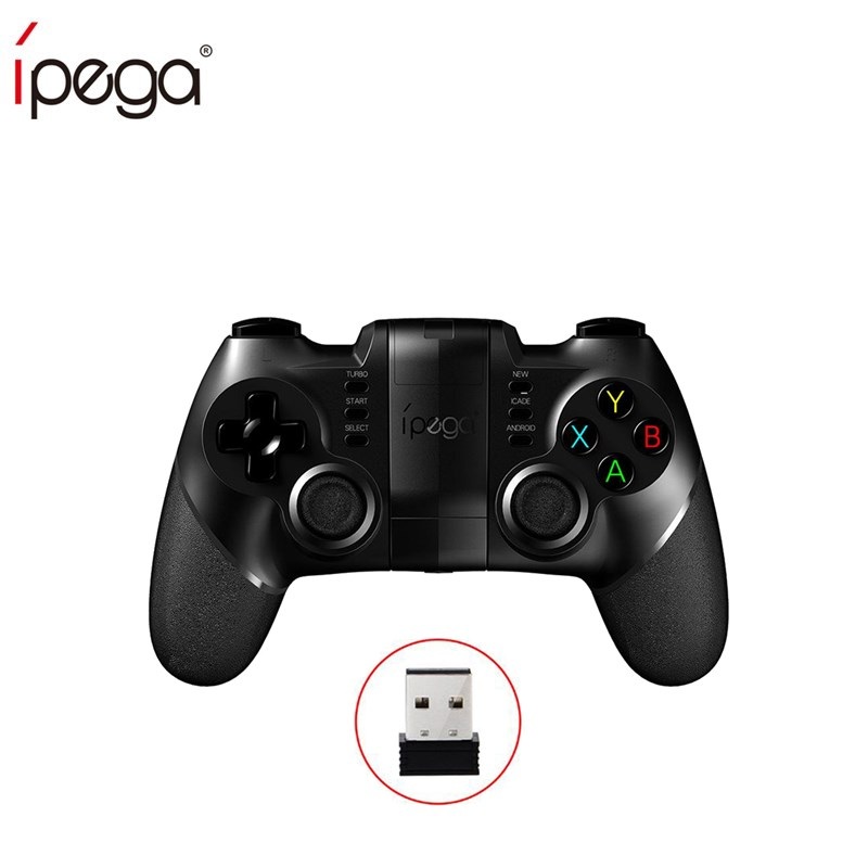 Ipega PG-9076 PG 9076 Gamepad Game Controller Bluetooth 2.4G Ricevitore Wireless Joystick Android ios Game Console Player