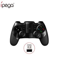 Ipega PG 9076 PG 9076 Gamepad Bluetooth Game Controller 2 4G Wireless Receiver Joystick Android Ios