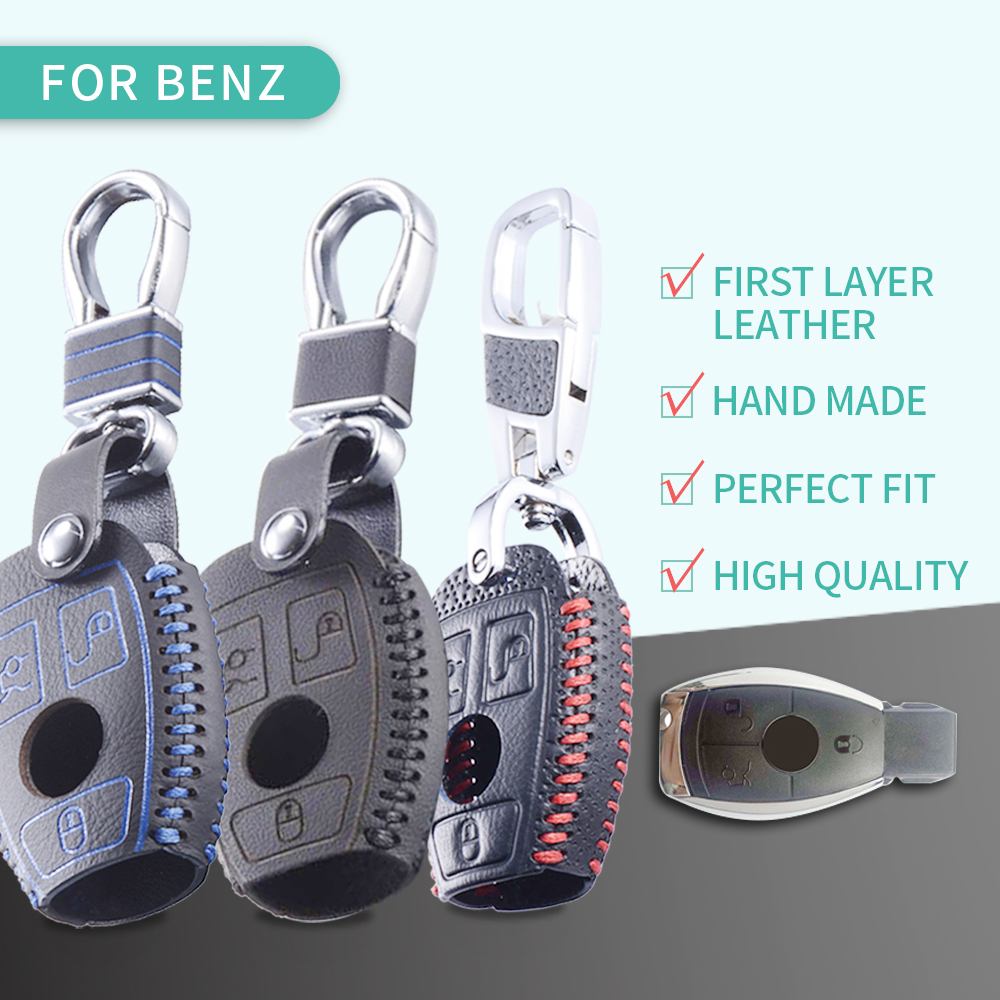 top 8 most popular mercedes w211 key cover leather brands