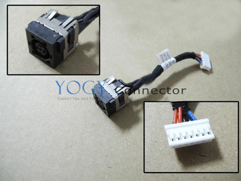 10x New Power DC Jack with Cable  fit for Dell Latitude E4200