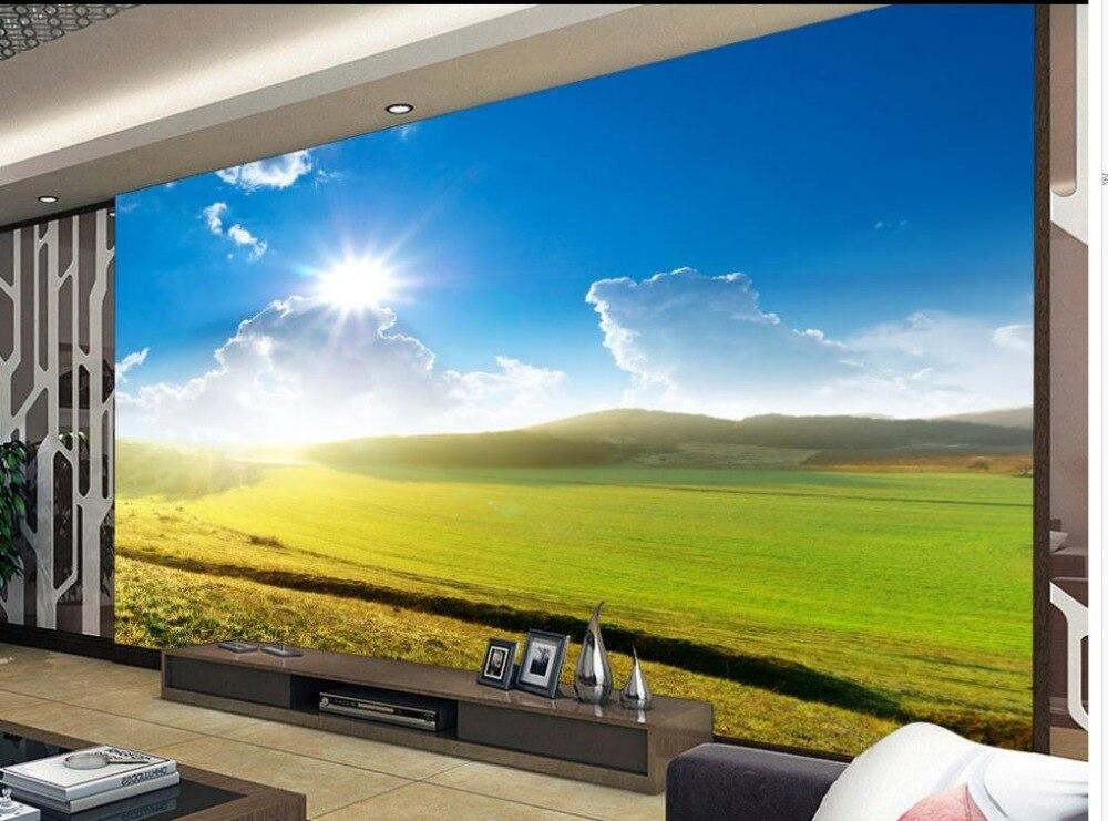Download 86 Wallpaper Pemandangan Rumput Gratis