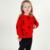 2015 Muchachas Del Invierno Del Otoño Suéter de Punto Niños Suéter Patrón de Triángulo Cloud Jumper Niños Niñas Ropa Del Bebé Suéteres jerseys