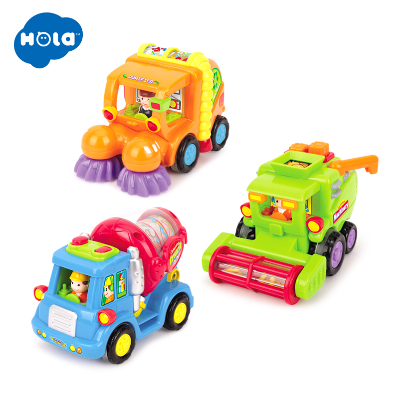 Friction Cars Truck Toy Baby Toys For Children Pull Back Truck Beach Toys Boys Brinquedos Juguetes Gifts