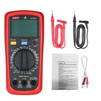 Digital Multimeter multimetro DC/AC Voltage Current Meter NCV Capacitance Resistance Diode Tester esr meter Voltmeter Ammeter