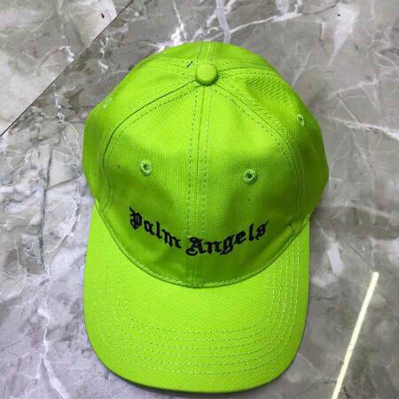 19ss Palm Engel Kappen Frauen Männer Stickerei Hip Hop Palm Angels Baseball Caps VerrüCkter Preis