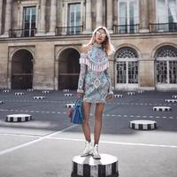 HIGH QUALITY Newest 2017 Designer Dress Women S Shoulder Exposure Jacquard Tassel Beading Dress