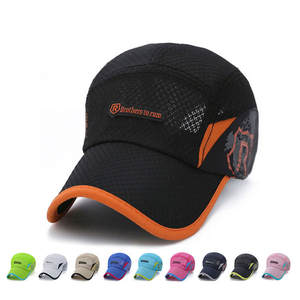 ZHENYUEQI Summer Baseball Caps Mesh snapback Hats Sports 7d7c79b54d0